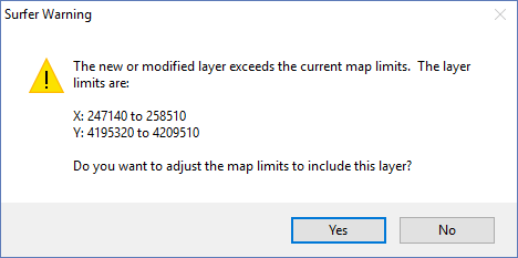 How do I set my map extents or limits in Surfer? – Golden ... Set Map on set table, set rules, set list, set home page, set schedule,