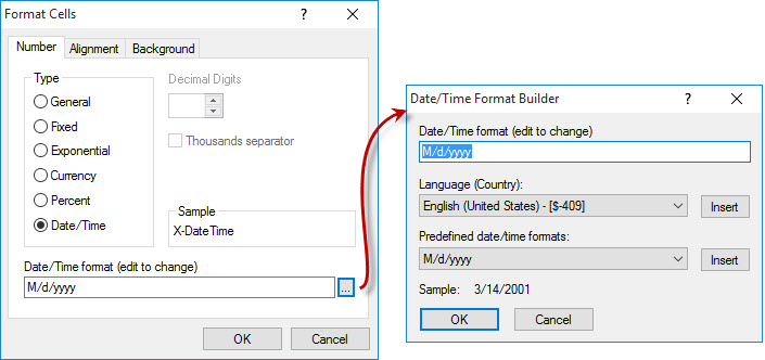 Working with Date/Time Data in Surfer – Golden Software Support